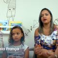 Paciente: Rafaela França