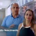 Pacientes: Claudio Nascimento e Janaíra Ferreira